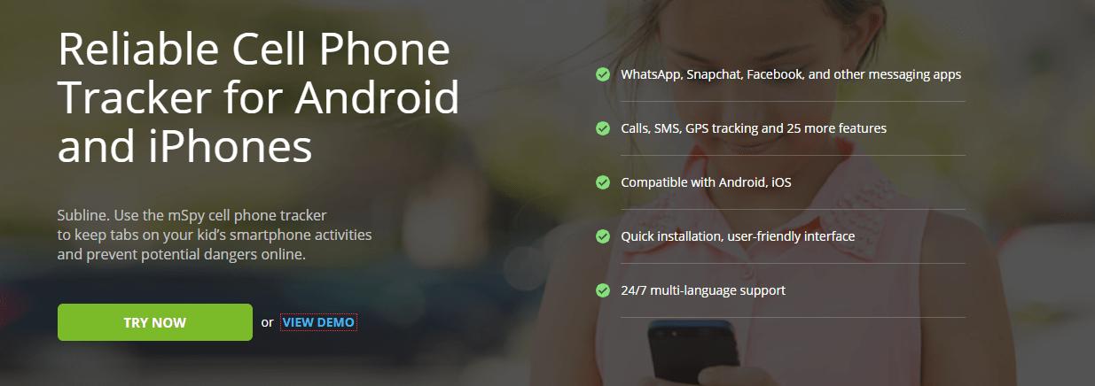 mspy spy phone app
