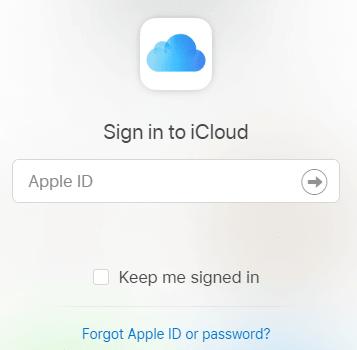 spy iphone with icloud login