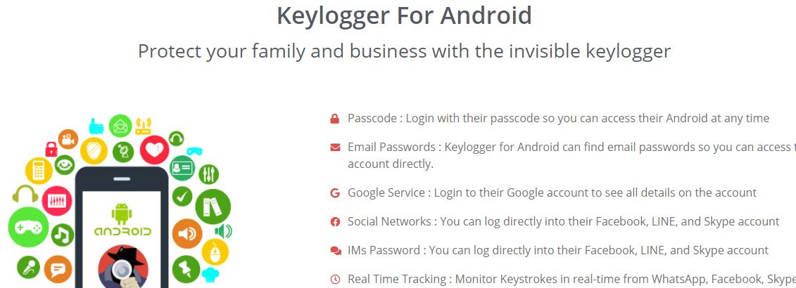 spyera keylogger